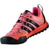 adidas Terrex Solo Shoes Women Easy Orange/Core Black/Tactile Pink